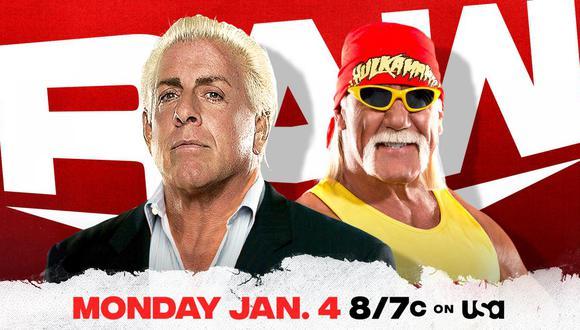 WWE iniciará el 2021 a lo grande: Raw presentará el especial 'Noche de Leyendas' el 4 de enero
