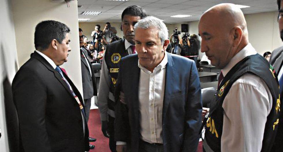 Luis Castañeda ha apelado la medida de 24 meses de prisión preventiva que ordenó el Poder Judicial. (Foto: GEC)
