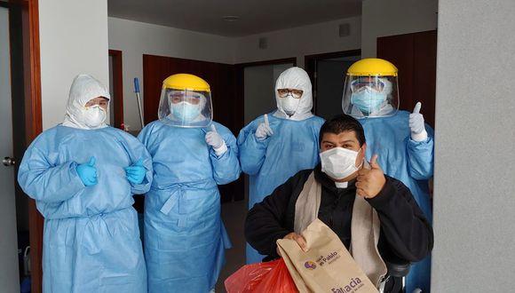 Coronavirus en Perú: Arzobispado de Arequipa anunció que dos sacerdotes se recuperaron de COVID-19