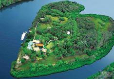 Makepeace, la peculiar isla de Australia en forma de corazón