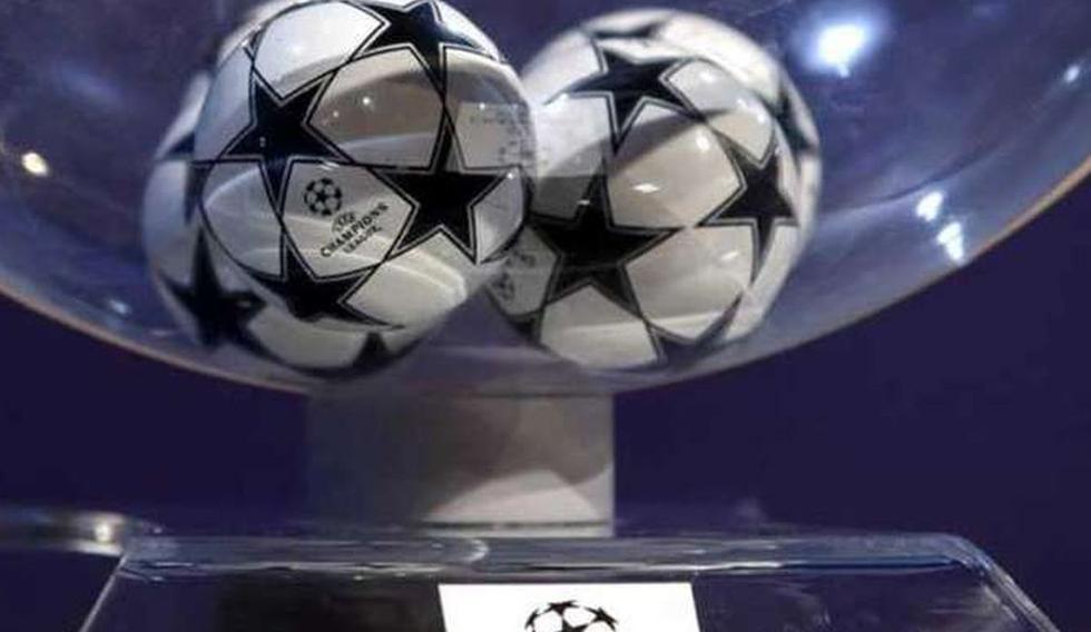 Todo está listo para el sorteo de la fase de grupos de la Champions League 2020-21 | Foto: EFE