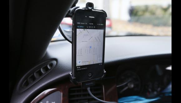 Aplicación Uber provoca la huelga de 5.000 taxistas en Milán