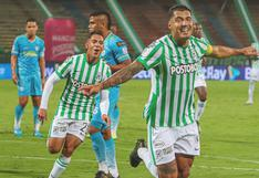 Cali 1-0 Atlético Nacional: revisa el resumen y gol aquí