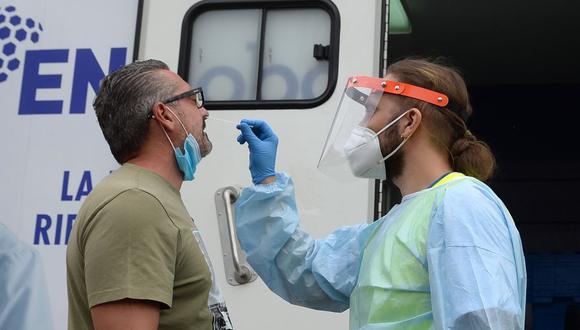 Coronavirus en España | Últimas noticias | Último minuto: reporte de infectados y muertos hoy, lunes 21 de septiembre del 2020 | Covid-19| (Foto: CRISTINA QUICLER / AFP).