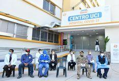 Gobernador de Arequipa entregó nueva UCI para pacientes COVID-19 con ventiladores usados