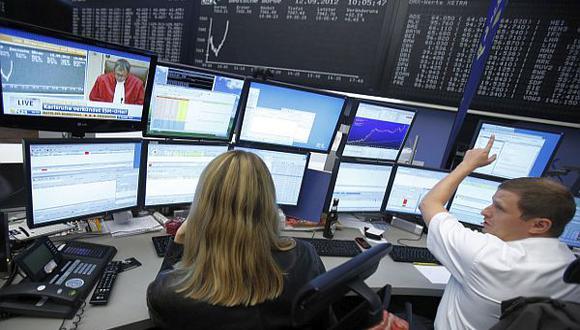 Bolsas europeas culminaron la semana de negociaciones al alza