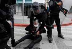 Al menos 22 detenidos durante las manifestaciones contra el gobierno y el Congreso de Guatemala | VIDEO