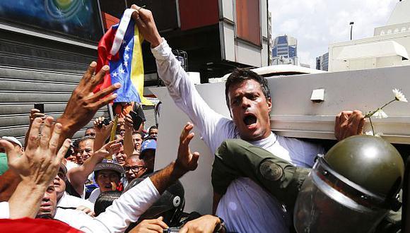 """Carta de Leopoldo López desde la cárcel: """"No tengo miedo"""""""