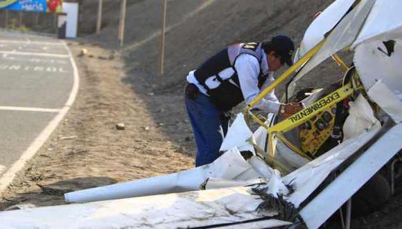 Accidentes de avionetas: 10 fallecidos en 12 años [Cronología]