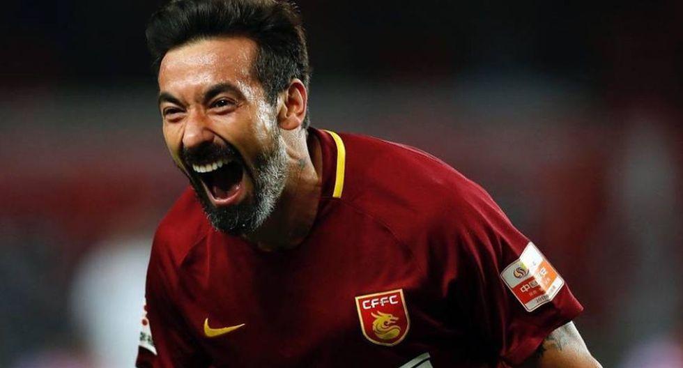 Lavezzi se retira del fútbol a los 34 años. (Foto: Agencias)