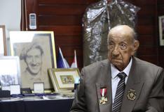 En memoria de Jorge Sanjinez, un héroe peruano que combatió en la Segunda Guerra Mundial