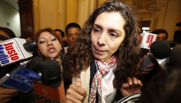 Comisión Lava Jato tomó decisión sobre amiga de la ex primera dama Nadine Heredia. (Foto: El Comercio)