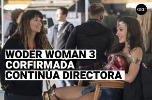 Wonder Woman 3: Directora Patty Jenkis confirma su producción