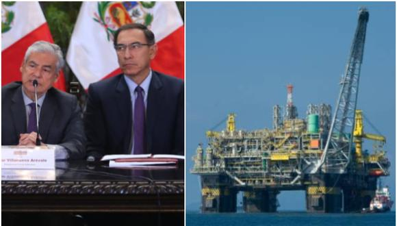 Los lotes petroleros se ubican en el zócalo continental frente a las costas de las provincias de Tumbes y Contralmirante Villar (departamento de Tumbes), Paita y Sechura (Piura), Chiclayo y Lambayeque (Lambayeque), Santa, Casma y Huarmey (Áncash).