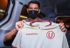 Enzo Gutiérrez llegó a Lima para jugar en Universitario: ¿cuáles fueron sus primeras palabras?
