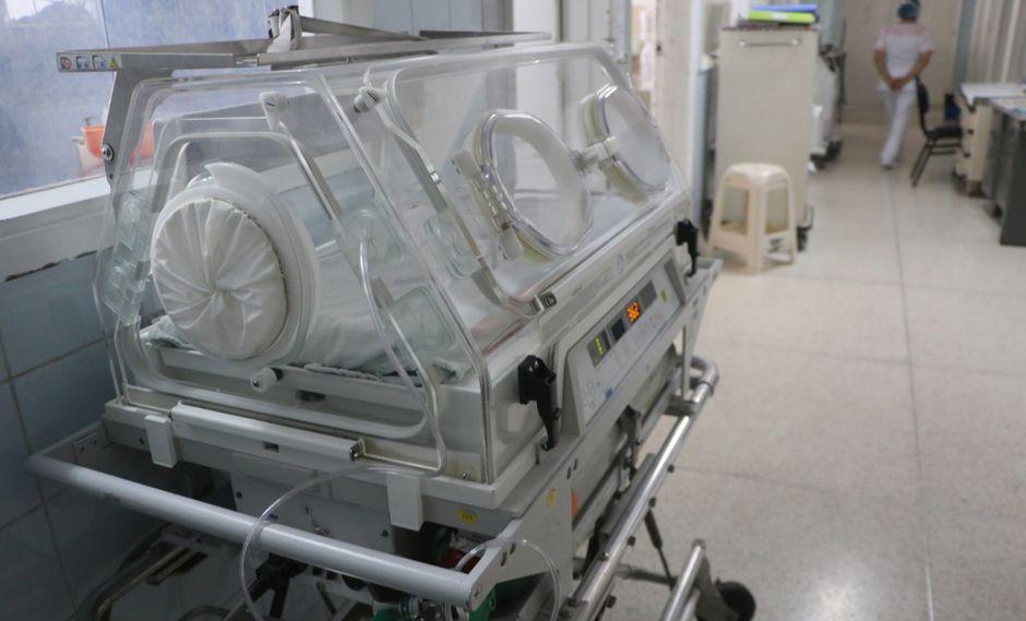 Según el Minsa, la proporción de los prematuros en el total de muertes de recién nacidos viene en ascenso. Aumentó en más de seis puntos porcentuales respecto al 2011 (62,6). En el período enero-abril del 2019, este indicador subió al 70% respectivamente (Foto: Yohnny Aurazo)