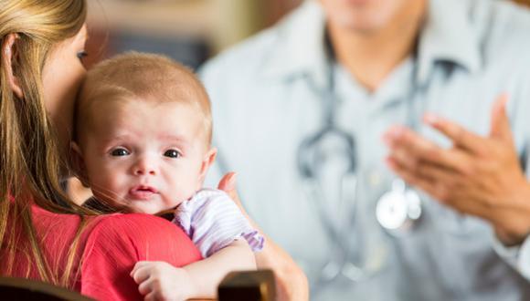 Según la especialista señala que con un diagnóstico oportuno el niño puede tener una vida normal, sin embargo, solo representa un 10% de los niños que sufren de esta enfermedad. (Getty Images)