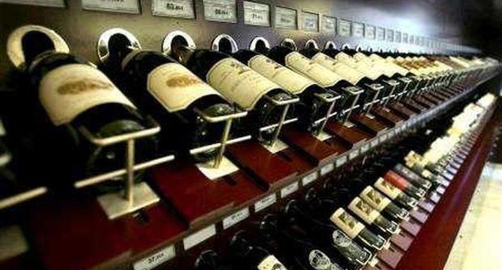 California: roban 300 mil dólares en vino de un restaurante