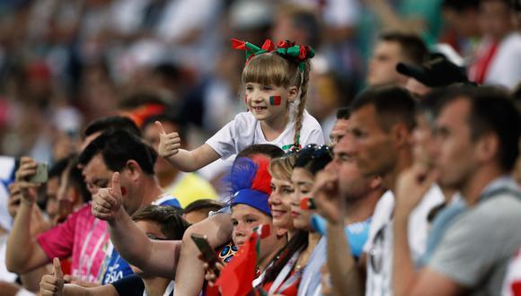 Portugal, vigente campeona de Europa confía en llegar los más lejos posible en esta Copa del Mundo. (Foto: AFP)