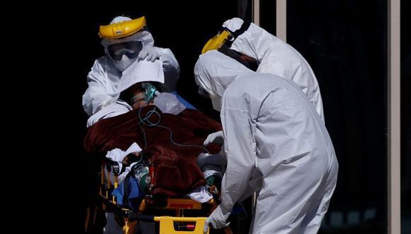 Coronavirus en México | Últimas noticias | Último minuto: reporte de infectados y muertos hoy, lunes 15 de febrero del 2021 | Covid-19 | EFE/Antonio Ojeda