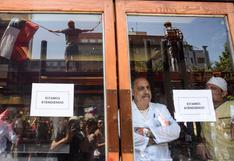 Chile: la situación que enfrentan los restaurantes peruanos en Santiago en medio de las protestas