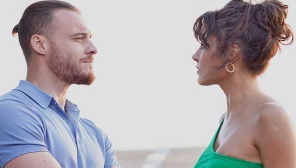 ¿Cuándo Eda le contará la verdad a Serkan? (Foto: Love Is in the Air / MF Yapım)