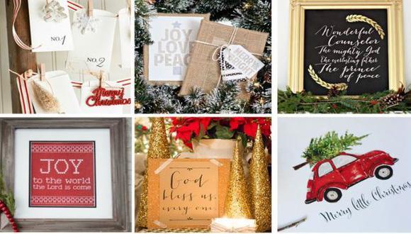 Pinterest te ayuda a planificar las fiestas navideñas (FOTOS)