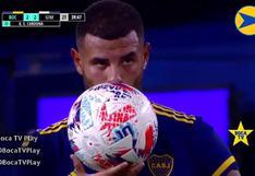 Gol de Cardona: el colombiano igualó el marcador con un espléndido tiro libre | VIDEO