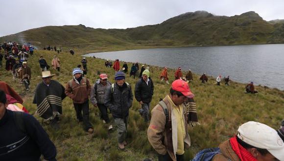 CIDH rechazó pedido para dejar sin efecto proyecto minero Conga