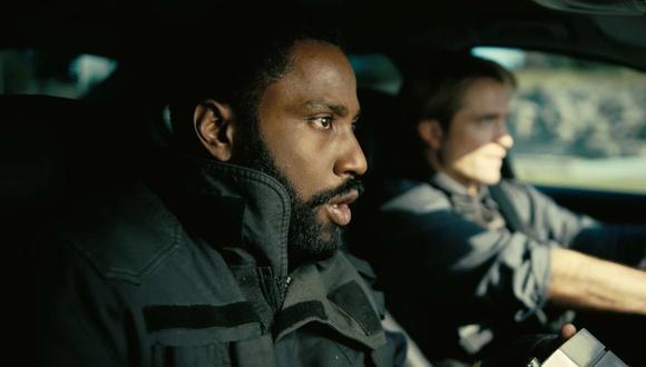 """La película """"Tenet"""" es protagonizada por John David Washington, exjugador de fútbol americano. (Foto: Warner Bros.)"""