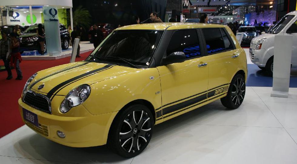 Los autos chinos más parecidos a modelos de prestigiosas marcas - 1