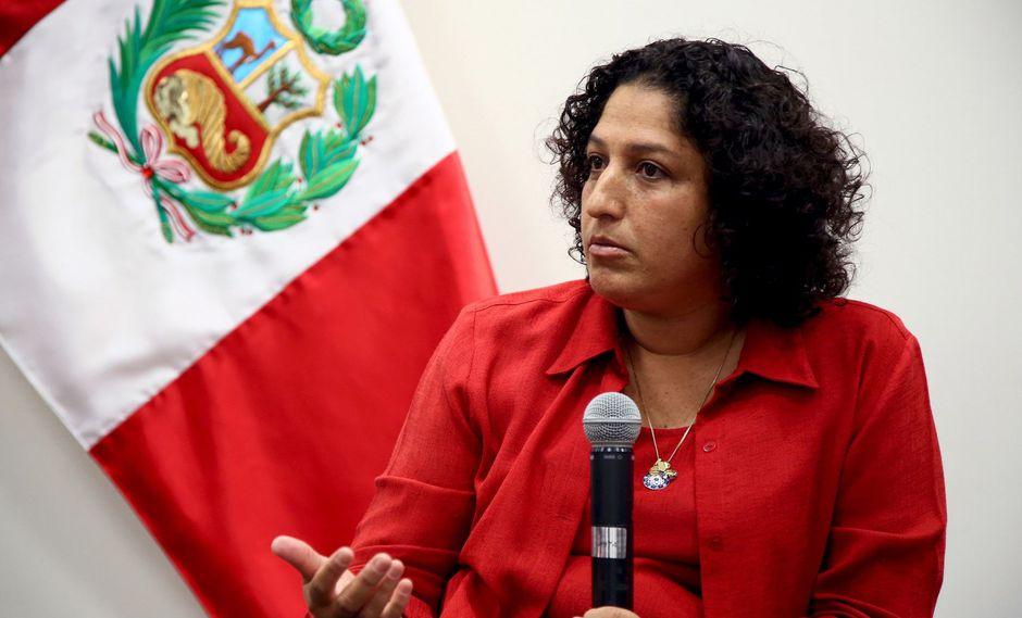 La ministra de Agricultura, Fabiola Muñoz, indicó que siempre hay una oportunidad para mejorar. (Foto: Andina / Video: Canal N)