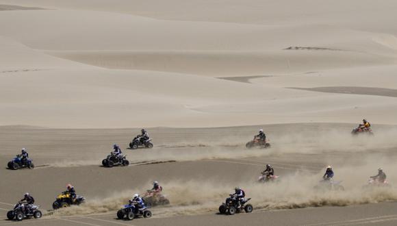 Baja Inka se correrá en el Perú y dará un cupo para el Dakar