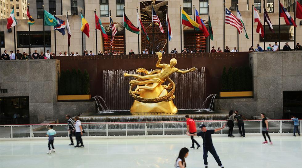 Disfruta de las pistas de patinaje más hermosas del mundo - 1