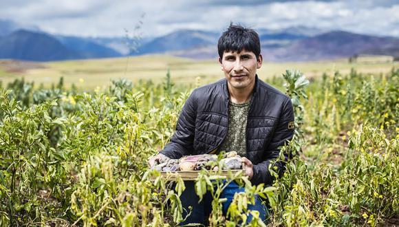 """Manuel Choqque figura dentro de la lista """"50 Next"""" que reconoce a lo mejor de la industria gastronómica. (Foto: Gustavo Vivanco)"""