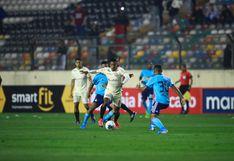 Universitario igualó sin goles frente a Sporting Cristal por el Torneo Clausura de la Liga 1