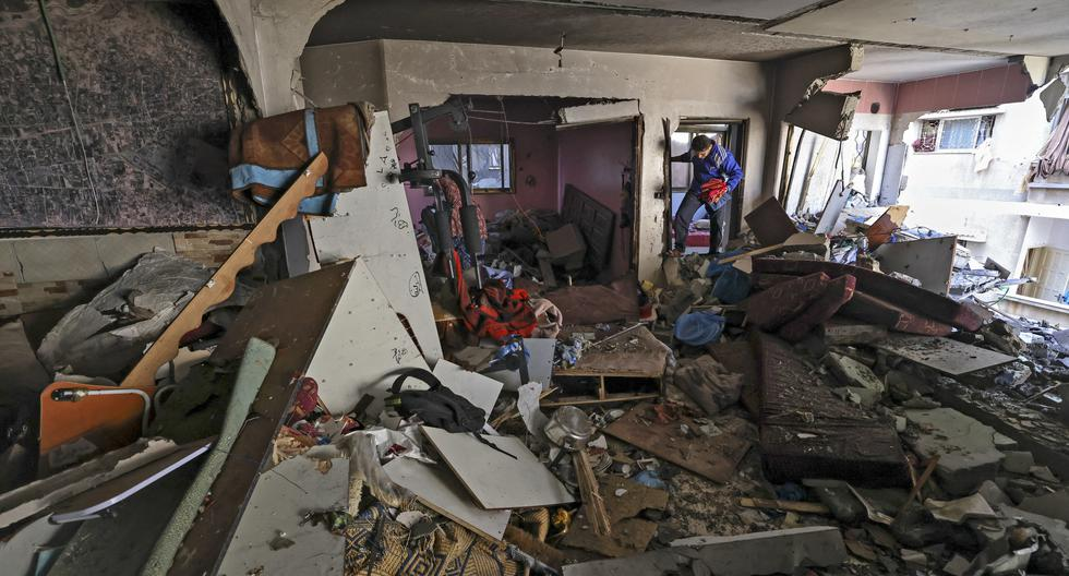 Ten people from the same family die in Gaza in Israeli bombing