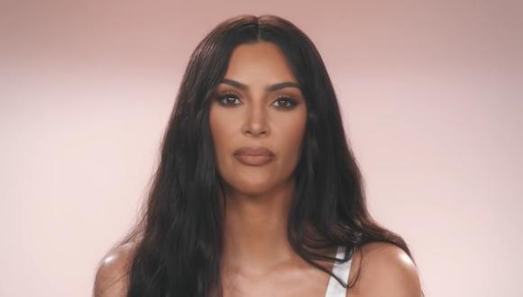 Kim Kardashian contó que su hijo Saint tuvo COVID-19. (Foto: Captura E!)