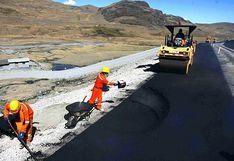 BCR: Inversión pública cae 10,9% por menor gasto en obras viales y de infraestructura