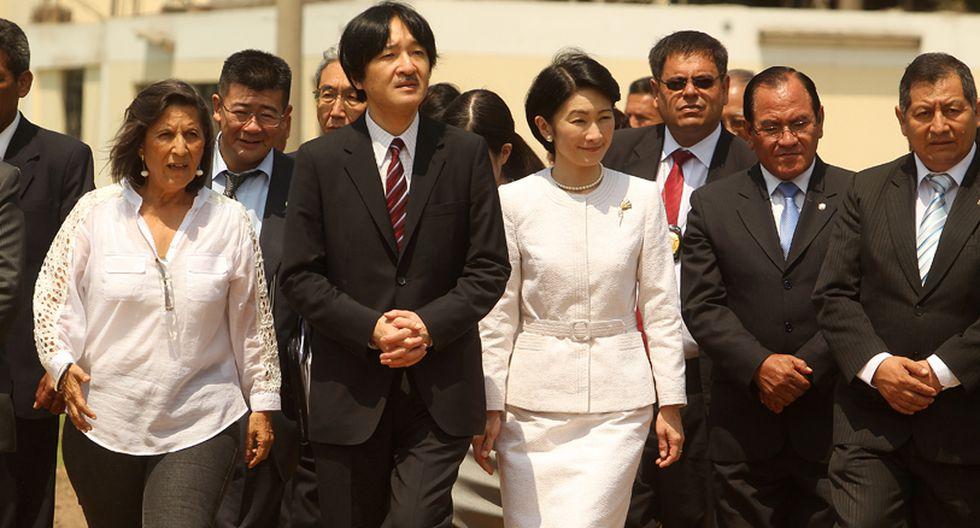 El sutil carisma de los príncipes de Japón en Lima - 7