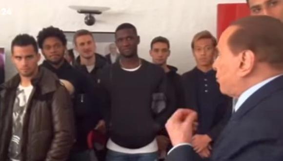 """Presidente del Milan amenazó a jugadores: """"¡Mejor no les pago!"""""""