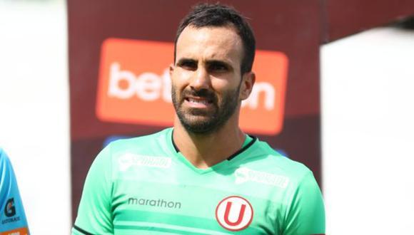 José Carvallo (Foto: Universitario de Deportes)