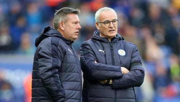 Leicester City confirmó a nuevo técnico tras salida de Ranieri