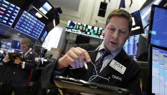 Wall Street cerró con el indicador Dow Jones en 0.03 %,S&P 500 en 0.15 %yNasdaq en 0.19 %. (Foto: AP)