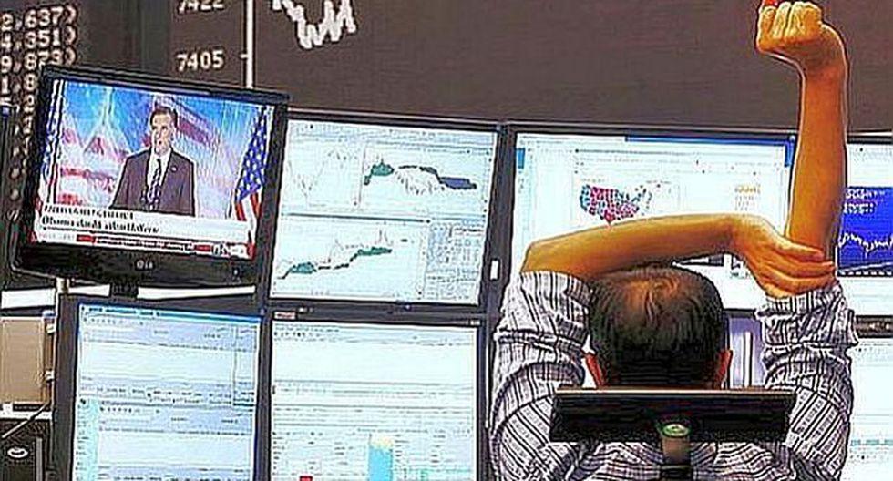 Bolsas de Europa concluyeron jornada con resultados en azul