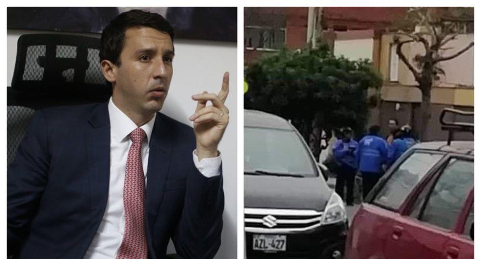 Municipalidad de Miraflores sancionó con 1 UIT al ex conductor de televisión por podar un arbusto.