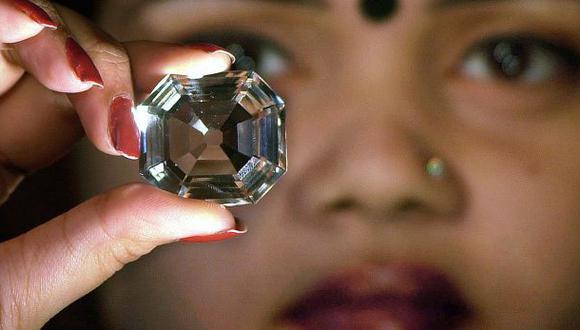 El diamante que mantiene enfrentados a Pakistán y Reino Unido