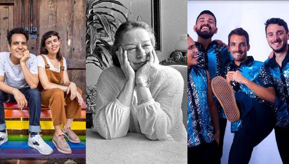 Alejandro y María Laura, un homenaje a Chabuca Granda, los Olaya Sound System. Algunos de los shows que habrá en la Fiesta de la Música 2020.