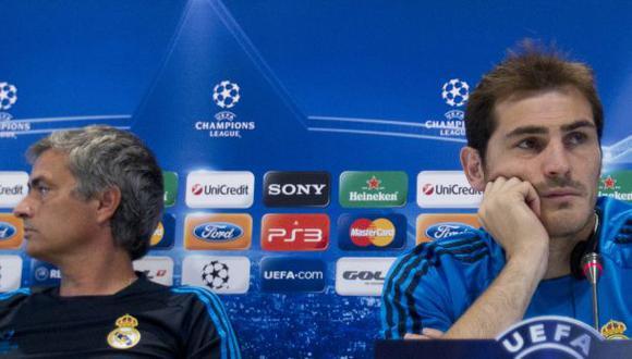 "Iker Casillas vs. Mourinho: ""El morbo está garantizado"""