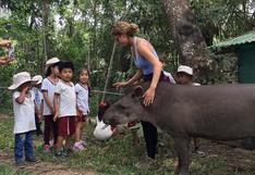 Madre de Dios: centro de rescate de animales silvestres podría dejar de atender por la cuarentena
